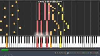 Synthesia - Tetris: Theme A