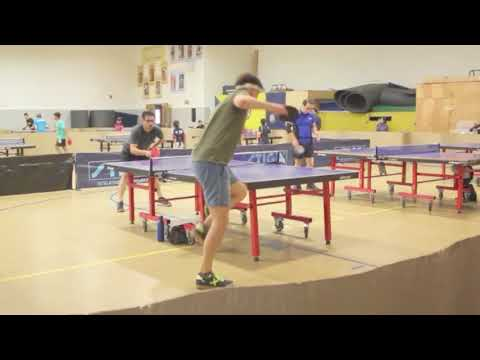 Table Tennis Guy - Under 1325 USATT - Sacramento TT Winter 2018