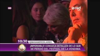 El lado B del Festival de la Vendimia de Curicó