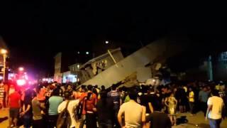 Ecuador hit by 7.8 magnitude earthquake