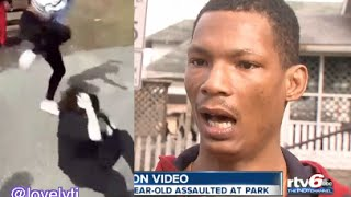 RE: Black Girl Attacks White Girl and her 5yr old brother~ NOOK BABIIEE FIGHTER ARRESTED!