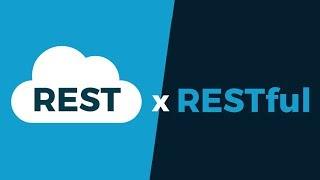 Curso de RESTful: O que é RESTful? Diferença entre REST e RESTful