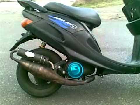 Yamaha Jog Super ZR 70