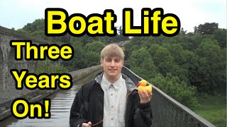 Three Years On a Boat: A Narrowboat Life Short Film