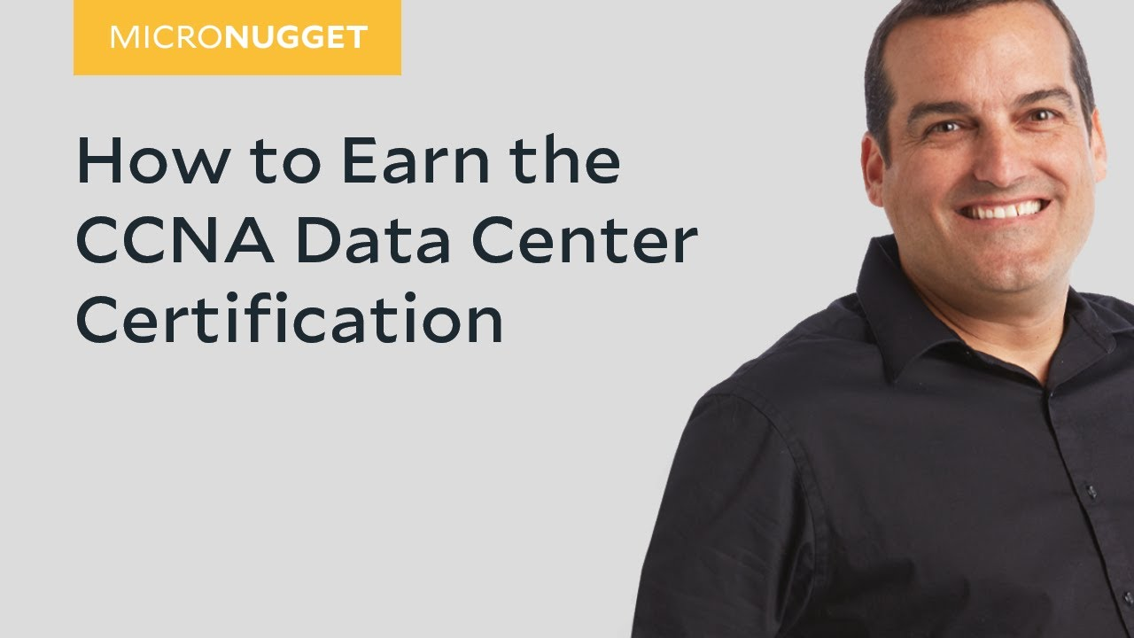 Micronugget introducing the ccna data center certification youtube micronugget introducing the ccna data center certification xflitez Gallery