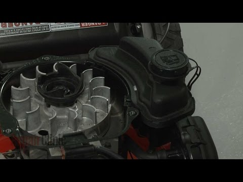 Fuel Tank - Briggs & Stratton Engine