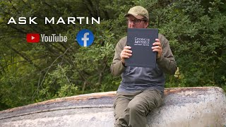 Martin Bowler answers YOUR questions.