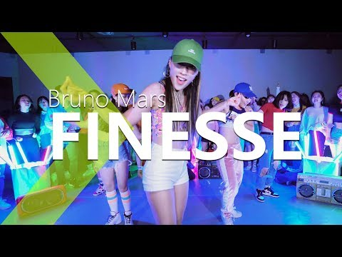 Bruno Mars - FinesseRemix ft. Cardi B / JaneKim Choreography .