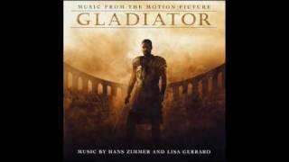 Colonna sonora de il gladiatoremusica: hans zimmervoce: lisa gerrardtitolo canzone: now we are free