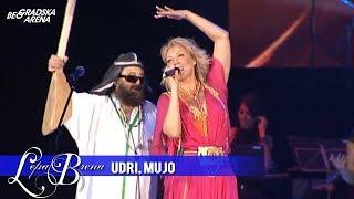 Lepa Brena - Udri, Mujo - (LIVE) - (Beog...