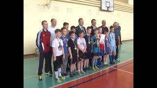 Завершился 32 ой турнир по мини футболу посвящённый памяти Николая Рачёва
