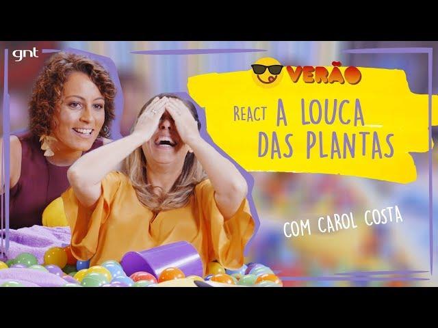 Júlia Rabello e Carol Costa em: como ser uma louca das plantas | Fale Conosco | #107