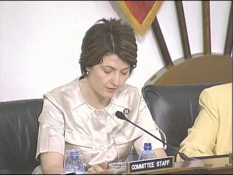 McMorris Rodgers Opening Statement at Water and Power Subcommittee Hearing
