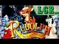 LGR - Rudolph's Magical Sleigh Ride - PC Game Review