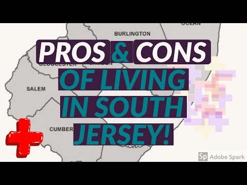 Pros & Cons Of Living In South Jersey!
