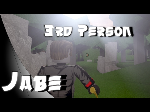How to make Third Person on Roblox ( Easy) !!!