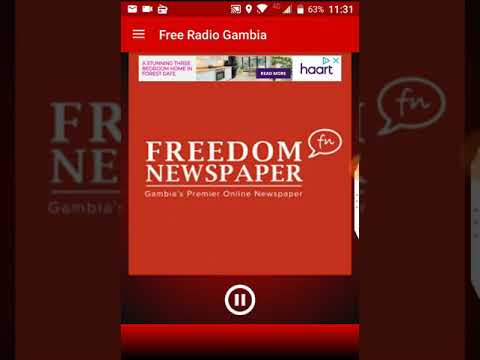 Freedom Radio: Part 1 - Corruption, Nepotism and Tribalism Hits Banjul, Gambia