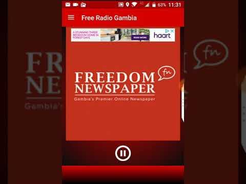 Freedom Radio: Part 1 - Corruption, Nepotism and Tribalism Hits Banjul, Gambia