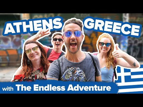 ATHENS Travel Guide - Top Free Things to do in the City. (with The Endless Adventure)