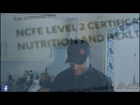 NUTRITION AND HEALTH LEVEL 1 N 2 CERTIFICATE !!2017