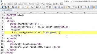 How HTML and CSS Work Together Mp3