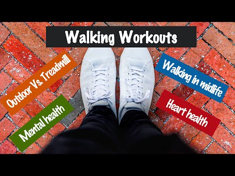 Walking workouts | How to walk for weight loss in midlife | Walking tips & tricks | Leslie walk@home