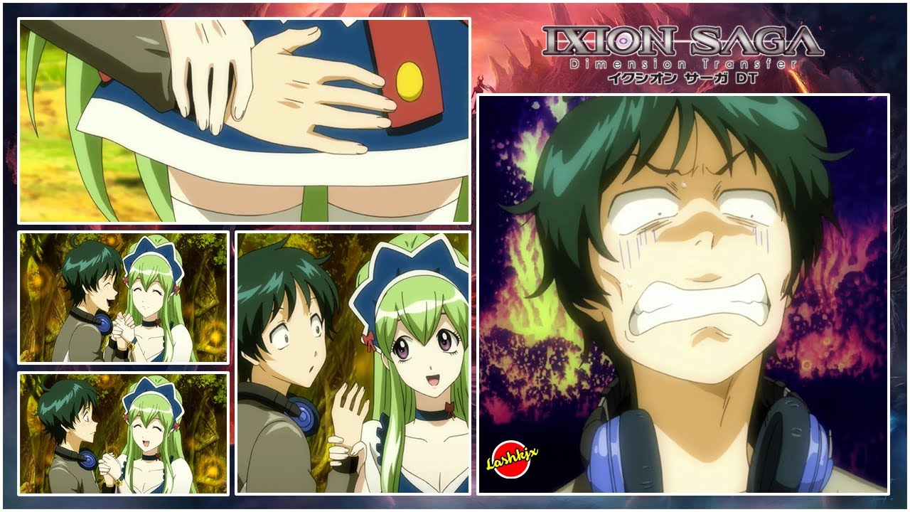anime ixion saga dt sub indo episode 10