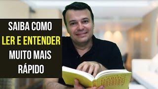 APRENDA A LER E ENTENDER MUITO MAIS RÁPIDO - ROMERO MACHADO