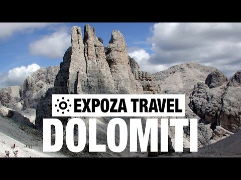 Strada Delle Dolomiti Vacation Travel Video Guide