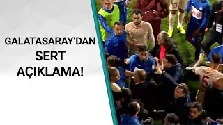 Galatasaray'dan Tuzlaspor Maçıyla İlgili Sert Açıklama / A Spor / Spor Ajansı / 19.12.2019