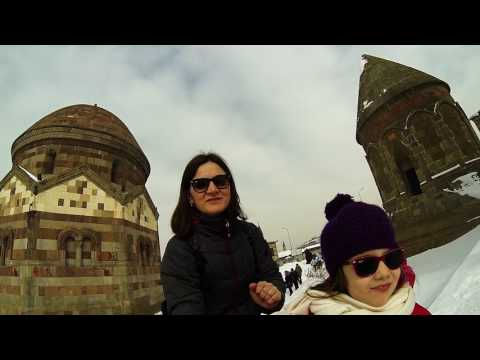 Erzurum Turkey 2017 GoPro