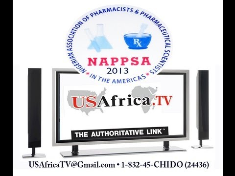 USAfricaTV: Nigerian Association of Pharmacists NAPPSA conference in Pennsylvania