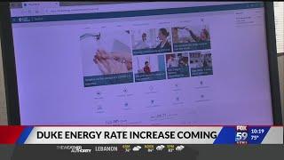 Duke Energy Bills Due To Increase