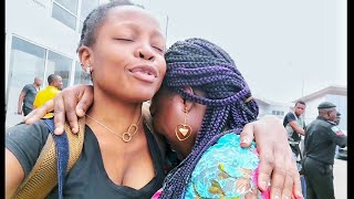 Fly with me from Nigeria to Kenya Home Sweet HomeVlog