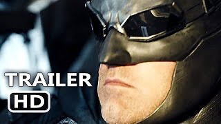 JUSTICЕ LЕАGUЕ Official Trailer # 2 Batman, Flash & Aquaman TEASER (2017) Superhero Movie HD