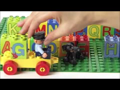 LEGO DUPLO 6051 Play with Letters Set LegoOnline vn