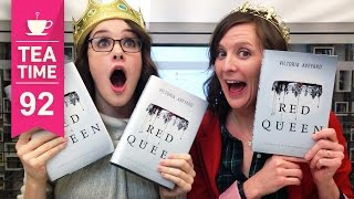 RED QUEEN Book Club! | Tea Time #92