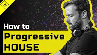 How to make PROGRESSIVE HOUSE like Paul Thomas [FSOE UV]