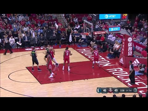 2nd Quarter, One Box Video: Houston Rockets vs. Dallas Mavericks