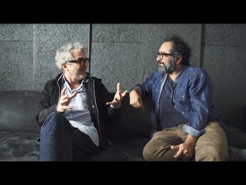 Alfonso Cuarón y el IMSS