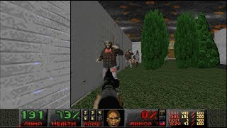 [TAS] Doom: Zombies - UV-Speed in 8:27 by Dimon12321