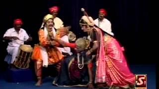 Yakshagana-Chandravali vilasa-Hasya prasanga-Chappermane-Ramesh bandari  06