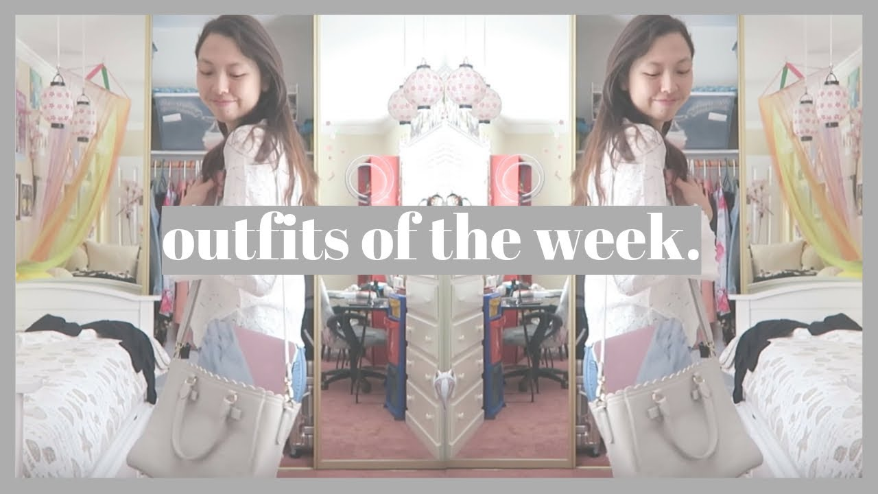 [VIDEO] - Outfits of the Week: ☀️Summer Fashion | from business to potatoing 'fits | Love Ara 1