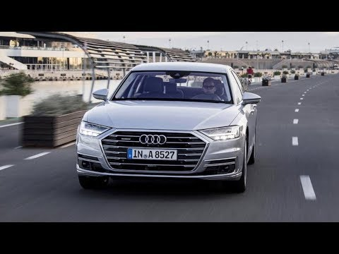 Globe Drive: New Audi A8 a showcase of technology and luxury