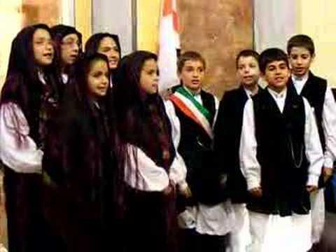 19° festa degli emigrati sardi a Piossasco Maggio 2008 ...