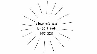 3 Income Stocks for 2019#kalkine #stocksfor2019 #ASX