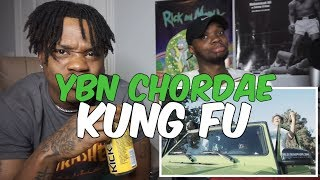 "YBN Cordae ""Kung Fu"" (WSHH Exclusive - Official Music Video) - REACTION"