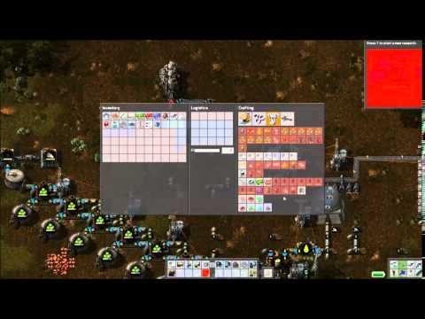 Factorio Mod: Uranium Power