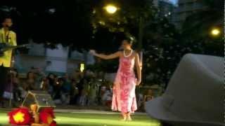 Kuhio Beach Hula Show-Waikiki Oahu, Hawaii