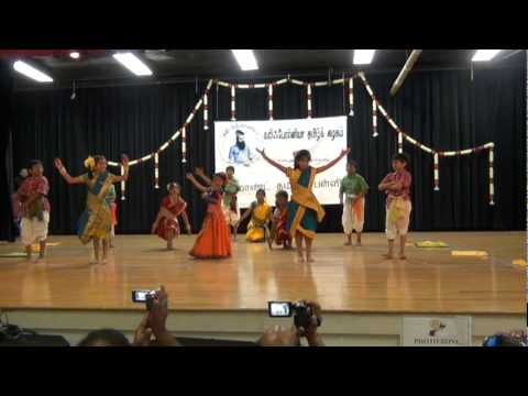 CTA - 2011 Maari Mazhai Peiyatho Dance